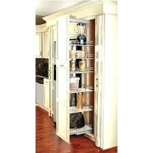 slide out pantry shelves home depot kitchen cabinet organizers pull roll canada de