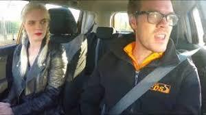 School Carly Rea Driving Xem Fake -