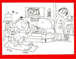 30 Mercer Mayer Coloring Pages 1000 Images About Mercer Mayer039s