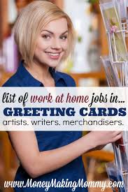 greeting card jobs from home writing illustration more greeting cards jobs