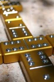 Gold Dominoes - learning how to place and highlight my dominoes ...