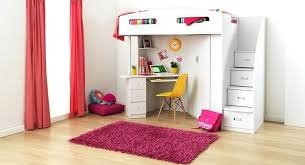girls bunk beds with stairs corner bunk beds with stairs and desk girls bunk beds