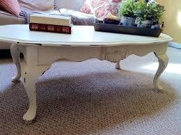 chalk painted coffee table minimalist chalk paint coffee table diy chalk paint coffee table ideas