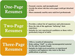 Resume Aesthetics Font Margins And Paper Guidelines Genius Ideal L