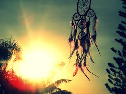 Dream Catcher In The Sun