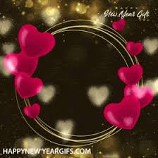 As the entire world around us grows older by a year, i hope you possess a heart that remains as youthful and cheerful happy new year! Happy New Year Jaan Gif 68 Happy New Year Gifs For Download