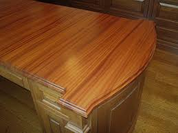 custom sapele mahogany wood countertops in philadelphia pennsylvania