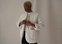 Love Haus Size Chart Textile Haus Quilted Jacket