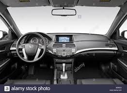 2008 Honda Accord EX-L V6 in Gray - Dashboard, center console ...
