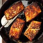 blackened grilled halibut
