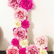 Paper Flower Lyrics Thecraftysagannie Shared A New Photo On Handmade Paper Flowers