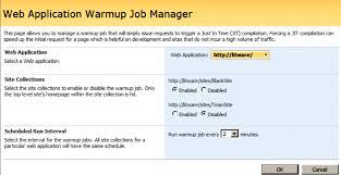 creating custom timer jobs in windows sharepoint services  Диспетчер пробных заданий веб приложений