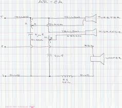 wiring diagram for advent1 crossover picked up a pair of ar 4x acoustic research ar 2a loudspeakers wiring diagram for advent1 crossover