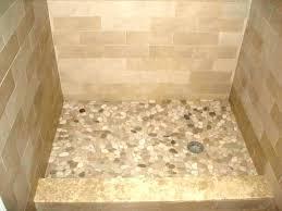 river rock tile shower floor bathroom tile pics river rock tile shower floor pebble flooring source river rock tile shower floor