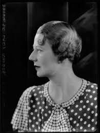 Doris Mary (née Adams), Lady Rhodes - Person - National Portrait Gallery