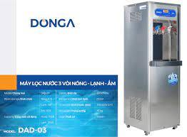 Máy lọc nước 3 nóng lạnh ấm DONGA DAD-03