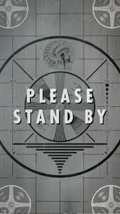 fallout please stand by iphone 6 wallpaper