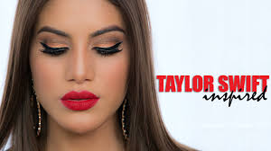 taylor swift inspired look celebrity makeup how to and tutorial camila coelho you
