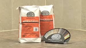 Ardex Flex Flexible Tile Grouts