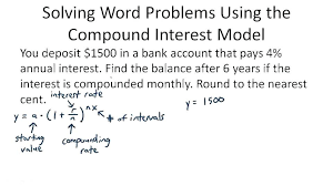 exponential word problems worksheet – streamclean.info