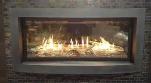 Kozy Heat Fireplaces  Bayport 41 Glass With Beach Accent Kit Kozy Heat Fireplace Reviews