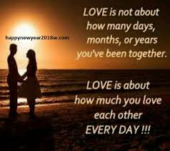 Beautiful Love Quotes Extraordinary Beautiful Love Quotes Happy New Year 48