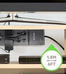 belkin 8 outlet home office surge protector coaxial protection belkin 8 outlet surge protector 12 ft cord 8 outlet icon