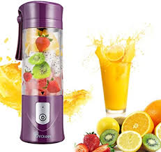 Personal Juicer <b>Blender</b>, Travel <b>Portable USB Mixer</b> Juice Cup with ...