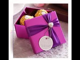 Gift Box Decoration Ideas Origami candy box Easy Great ideas for Gift wrapping Christmas 28