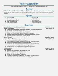 Resume For Construction Worker Sample Resume For Construction Worker Resume Sample For 19