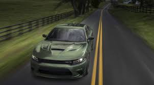 2018 Dodge Charger Lineup With Features Specs And Prices
