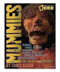 interweaving stunning photographs fact based information and lively humor this fun paperback helps little readers explore the y world of mummies and