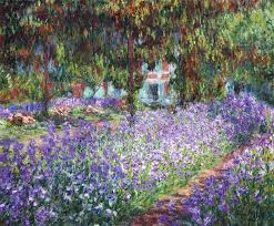 paintings by claude monet
