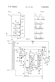 patent us4302651 high voltage scr circuit for microwave oven and Microwave Oven Circuit Diagram Microwave Oven Circuit Diagram #26 microwave oven circuit diagram full