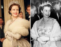 The crown stars claire foy as queen elizabeth ii during her early reign in the second half of the 20th century. The Crown Why Did King Edward Nickname Queen Elizabeth Shirley Temple Tv Radio Showbiz Tv Express Co Uk