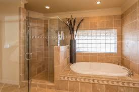 traditional master bathroom design ideas. Master Bathroom Design Ideas. Traditional With Tuscany Chocolade Travertine Framed Shower Enclosures Door And Standard · Ideas A