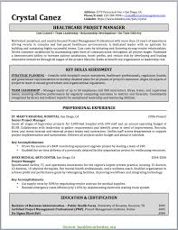 Regular Project Manager Cv Linkedin Certified Project Manager Sample