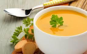 وصفة شوربة البطاطا الحلوة والعدس لمرضى القلب
