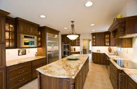 Brown Granite Kitchen Brown Granite Countertops Long Island For Modern Kitchen Design