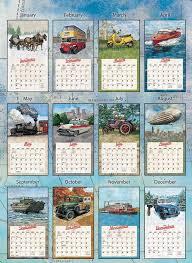 Travel Calendar 2019 Lang Calendar Vintage Travel New Calender Fits Wall Frame Free