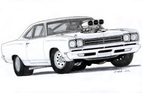 muscle cars drawings. Modren Cars Fast And Furious Drawing  Pencil Art Of Fast And Furious Movie Cars   Drawing Sketch With Muscle Drawings U