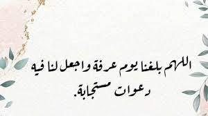 ننشر دعاء يوم عرفة 1441 وأفضل الادعية في اليوم العظيم ومواعيد اذان المغرب  في محافظات جمهورية مصر العربية - إقرأ نيوز