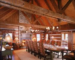 image of log cabin kitchens ideas cabin lighting ideas