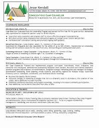 Counseling Resume Youth Counselor Resume Sample Inspirational Munity And Social 22