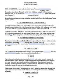 Housing Lease Agreement Gtld World Congress