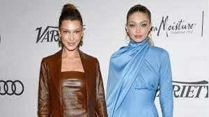 Na Gigi pronkt ook zus Bella Hadid met ...