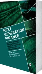finance cover next generation finance by paul d stallard androbert lempka