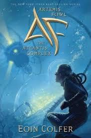 book review artemis fowl the atlantis plex
