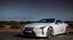 2018 lexus coupe. exellent coupe 2018 lexus lc 500 new flagship coupe is a looker and bona fide driveru0027s  car  roadshow on lexus