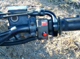 needed diagram of dr650 connector kill starter adventure rider i replaced the starter button when it broke a mini momentary on button from radio shack it fits it int he housing you will need to drill a hole in the